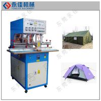 高周波定盘式篷布焊接机户外帐篷高频熔接热合拼接设备