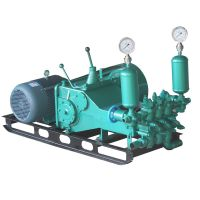 BW150泥浆泵三缸活塞式泥浆注浆泵高压泵