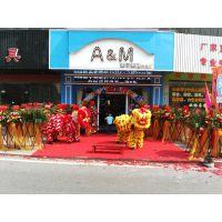 中山专业舞狮演出开业醒狮表演,公司开张舞狮