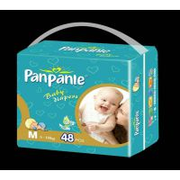 正品外贸尾单PANPANLE婴儿纸尿裤 简装尿不湿 婴儿尿裤SML三个码