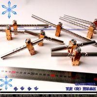 不锈钢往复丝杠行程50 100 150 200现货一体成型排线专用