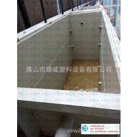 重庆不渗水不漏水PP水箱,厂家定制加工塑料水箱,养殖箱