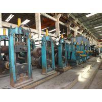 【金宇杰】现货供应成套二手273高频焊管机组,详询400-998-0113