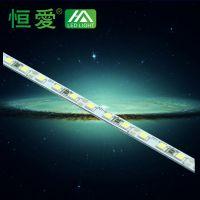 厂家销售 LED高亮2835 6mm铝基板硬灯条 大功率led硬灯条