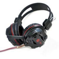 网鸣8500 网吧游戏耳麦 头戴式耳机 带麦克风 抗暴力 电脑配件批