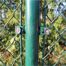 钢丝围栏 带框架护栏网 园林绿化隔离栅 车间栅栏