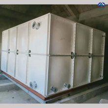水箱基础图 搪瓷钢板水箱安装图 SMC模压板执行标准 河北华强