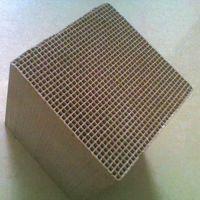 江苏安琪尔有机废气催化燃烧助剂蜂窝陶瓷孔状堇青石催化剂环保大气治理