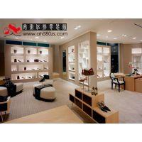 合肥精品鞋店装修 专卖店个性化设计 因为专业所以选择
