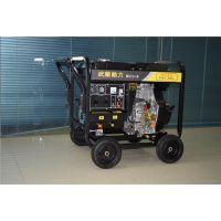 200A柴油发电电焊机-野外施工专用发电电焊机