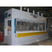 做5米150吨10柱液压冷压机 1米到8米均定做图片 大小板材适用