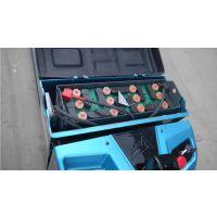 金铸电动叉车2.2T搬运车 站驾式电动搬运车 可定制物流用电动托盘叉车