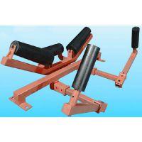 广盈机械拐臂式机械自纠偏装置 适用单向皮带防跑偏