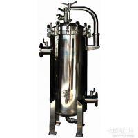 供应山西华膜水处理304工业不锈钢40寸5芯精密过滤器-中国供应商