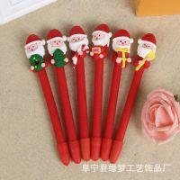 圣诞节装饰品圣诞老人工艺笔圣诞用品儿童生日礼物圣诞小礼品批发