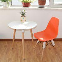 杰森家具实木桌子时尚简约餐桌洽谈办公桌伊姆斯211厂家批发