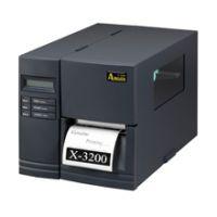 郑州总代立象argox X-3200珠宝标签工业型条码打印机