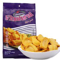 进口零食 越南特产批发 皇冠AK菠萝蜜干果 进口果干 菠萝蜜250g