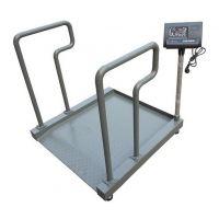 进口带打印轮椅秤多少钱 200公斤轮椅秤