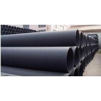 湖南HDPE中空壁缠绕管 PE排污管 内径400 厂家直销 易达塑业