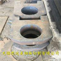 萍乡A3、q235b钢板割圆切方-钢板火焰切割加工