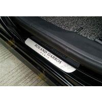 绅豪DEE厂家直销原装正品东风标致308罗兰加洛斯不锈钢板迎宾踏板门槛条汽车用品