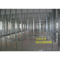 供应重庆轻钢龙骨18121856545厂家供货价格低廉