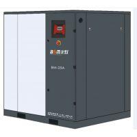 北默变频喷油式空压机螺杆泵北默品牌BM-20A,高压油管设备编号100-2580-55