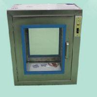 {淄博恒信净化}专业生产传递窗/不锈钢传递窗/电子互锁传递窗