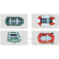 供应厂家直销2.4mPVC充气艇,钓鱼艇