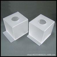 卷纸圆形纸巾盒。餐饮纸盒