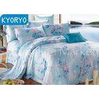 Bedroom Model Cotton Bedding Sets For Festival Day Gifts , Queen Bedding Sets