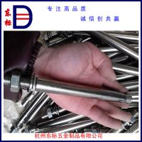 供应不锈钢201、301、304、316膨胀螺丝-捶打膨胀