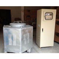 超音频电磁感应铝合金熔化炉
