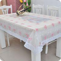 厂家生产桌布批发半透明eva台布桌布防水防油塑料茶几布结实耐用