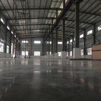 樟木头工业区厂房水泥地面起灰怎么处理、仓库地面硬化、镜子一般