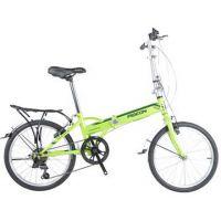 飞鸽折叠自行车