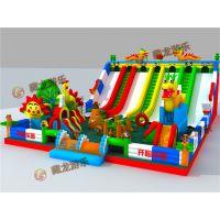 大型组合城堡,大型组合蹦床,大型组合滑梯,二百平米以上的充气玩具那里有
