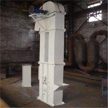 汇众碳钢挖斗式提升机大豆干果钢斗式上料机垂直密封式送料机
