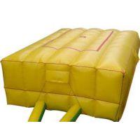 精品供应抢险充气式救生气垫 消防逃生气垫厂价直销