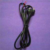 电子平衡车电源欧标八字尾电源线DCM12航空插头销售/批发