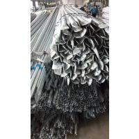 供应天津4分镀锌大棚管多少钱一米?
