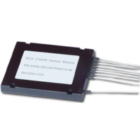 Photonic供应1550nm1x8保偏光纤分束器(模块封装)