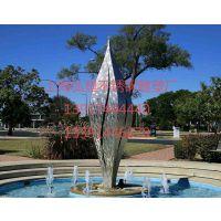 不锈钢商场雕塑-不锈钢人文雕塑-不锈钢抽象雕塑
