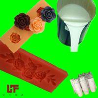 手工皂模具硅胶 液体硅胶原料 耐高温液体硅胶