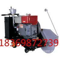 500型柴油动力式混凝土路面切割机,切割深度170mm