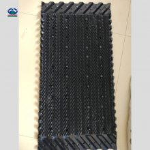 东胜菱电冷却塔填料 方形塔胶片 PVC散热器价格 河北华强