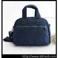 全版印刷女帆布购物袋 速卖通热卖结实手提单肩背帆布包中可弘世箱包OEM
