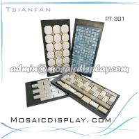 陶瓷马赛克,大理石马赛克方形展板-谦帆PT301