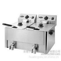 供应华菱电炸锅 油炸锅 油炸炉 油炸炉HDF8 8